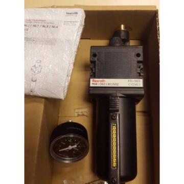 Rexroth Canada Mexico FD:983 MNR:0821301502 Regulator (7290)