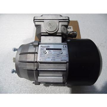 Drehstrommotor Australia china Rexroth MNR 3842503582 230/400V 0,09KW 1300UpM unbenutzt
