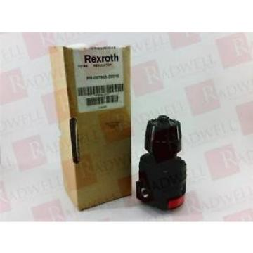 BOSCH Singapore china REXROTH PR-007903-00010 RQANS1