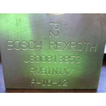 NEW China Singapore BOSCH REXROTH ASSEMBLY US00813853