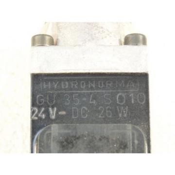 Rexroth Mexico France 4WE6 J52/AG24NZ4 Wegeventil Hydronorma 24 V Spulenspannung