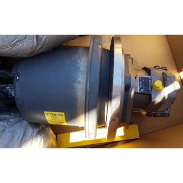 New Greece Greece Rexroth Hydraulic Drive Piston Motor A6VE80HZ3/63W-VAL02000B Made in Germany