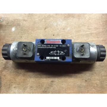 Rexroth Egypt Australia MNR R9780177750 4-Way Hydraulic Valve