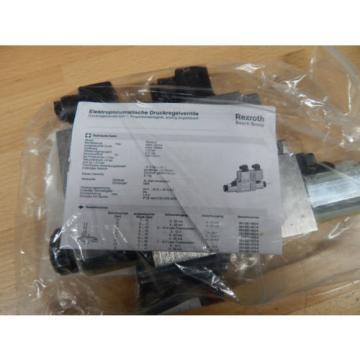 Rexroth Canada Dutch Elektropneumatische Druckregelventil NW7MNR: 5610214520 Proportional OVP
