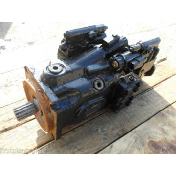 JCB Japan Canada Rexroth Hydraulic Pump