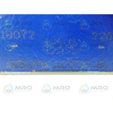 REXROTH Egypt Mexico R900612333 PROPORTIONAL VALVE *NEW NO BOX*