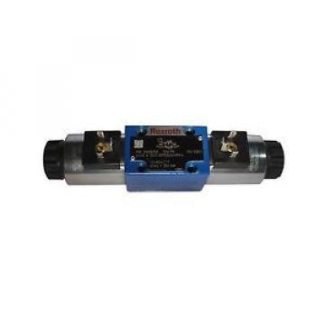 R900567512 Italy Egypt 4WE6D6X/OFEG24N9K4 Magnetwegeventil Bosch Rexroth directional valve