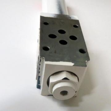Bosch Germany Singapore Rexroth ZDR 6 DP2-43/150-120YM Direct Actuated Pressure Reducer Valve