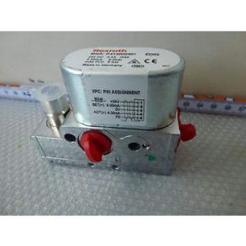 Rexroth Greece Dutch R414002401 Valvola di regolazione pressione Serie ED02 non utilizzato