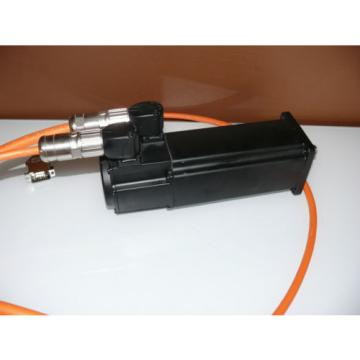 Rexroth Canada Germany MSK040C-0600-NN-S2-UG0-NNNN 3-Phase Permanent Magnet Motor Servomotor