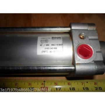 REXROTH Greece France 0 822 243 008 PNEUMATIC CYLINDER (NEW NO BOX)