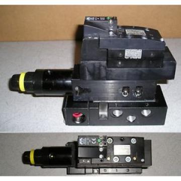 Bosch Japan Singapore Rexroth 261-108-111-0 24VDC 2W Solenoid Valve with Regulator 262-180-100