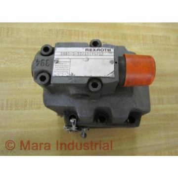 Rexroth India France Bosch Group DR30-5-52/100YV/12 Valve - Used