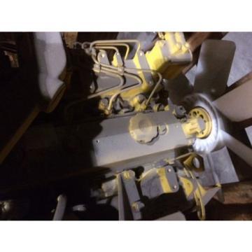 KOMATSU 6D95L-1 NEW ENGINE