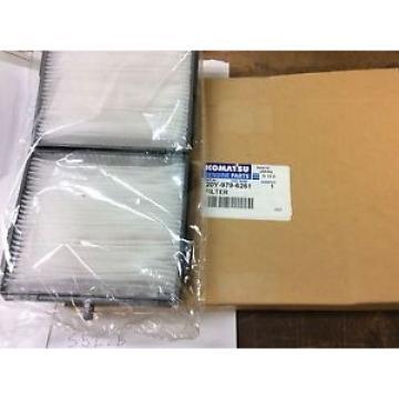 Komatsu 20Y-979-6261 cab air filter
