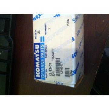 KOMATSU Genuine 121624C1 Motional Pickup Transducer (Transmitter)  ***NEW***