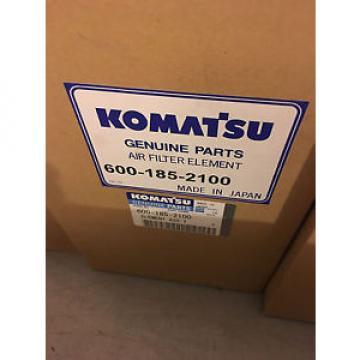 KOMATSU GENUINE AIR FILTER ELEMENT 6001852100