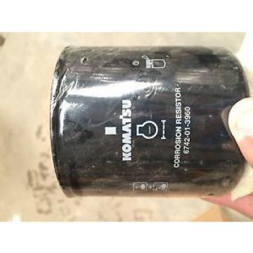 Komatsu A/C Filter part no. 6742-01-3960