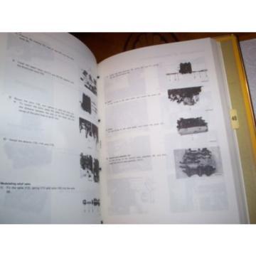 Komatsu shop manual