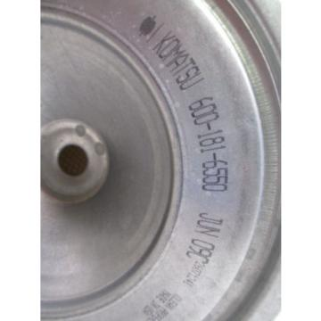 KOMATSU EXCAVATOR AIR FILTER ASSEMBLY 600-181-6050 NEW IN BOX HEAVY EQUIPMENT