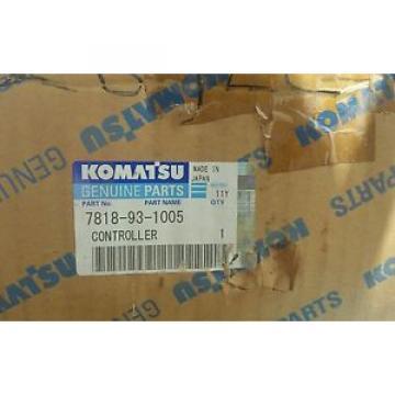komatsu  7818-93-1005 controller