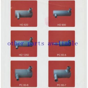 6738-11-5510 MUFFLER FITS KOMATSU PC200-7 PC210-7 PC220-7 PC230-7 PC240-7 6D102