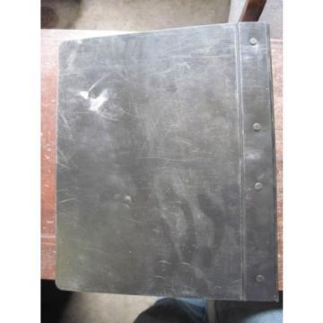 Komatsu Excavator PC120-6Z SHOP SERVICE REPAIR Manual Book