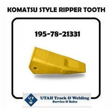 (1) 195-78-21331 KOMATSU STYLE RIPPER TOOTH