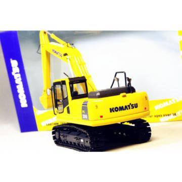 1/50 Scale Komatsu PC200 Excavator DieCast