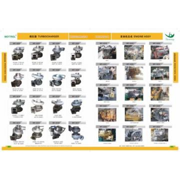 6207-81-8210 T0B59 TURBOCHARGER FITS KOMATSU PC200-5 PC220-5 PC210-5  6D95