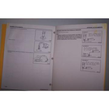 Komatsu PC200LC-7L Operation and Maintenance Manual