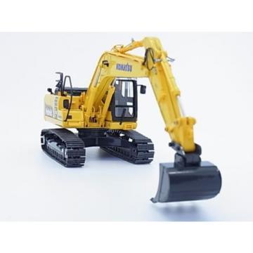 New! Komatsu hybrid hydraulic excavator HB215LC-2 1/50 Diecast Model f/s Japan