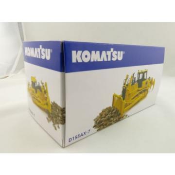 Universal Hobbies UH 8010 Komatsu D155 AX Crawler Dozer Diecast Scale 1:50