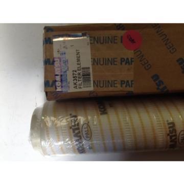 Komatsu  AK3572 Hydraulic Oil Filter