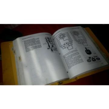 KOMATSU WA320 - 1LC Wheel Loader SHOP MANUAL Serial Numbers A25001 and Up