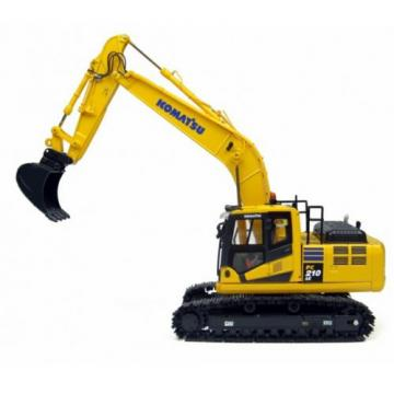 KOMATSU PC 210LC-10 diecast excavator, metal tracks, 1,50, Universal Hobbies