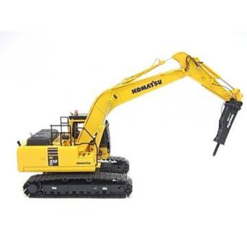 New! Komatsu excavators PC210LC-10 hydraulic breaker Universal Hobbies f/s Japan