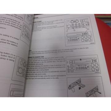 Komatsu D375A-5 Bulldozer Operation & Maintenance Manual