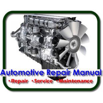 Komatsu 95E-5 Series Diesel Engine Service Repair Manual