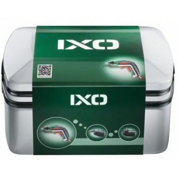(FULL SET) Bosch IXO 5 Lithium ION Cordless Screwdriver 06039A8072 3165140800051
