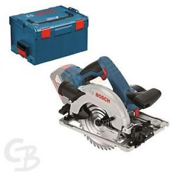 Bosch Cordless circular saw GKS 18 V-57 G Solo with L-BOXX 06016A2101 Handheld