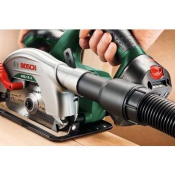 new Bosch PKS 18 Li (BARE TOOL) CordlessCircularSaw 06033B1300 3165140743266 ..