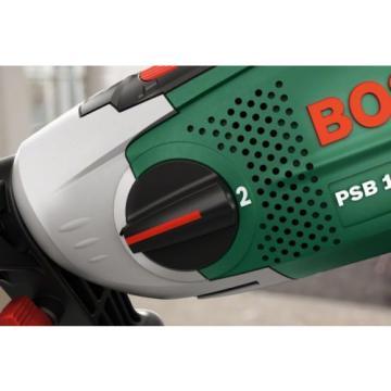- new - Bosch PSB 750 RCE Hammer Drill 0603128570 3165140512442 *