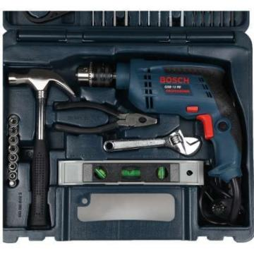 Bosch Smart Kit, GSB 13 RE, Capacity: 13mm, 600W, 2800rpm