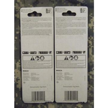 BOSCH-T308BP 5 Pc. 3-1/2 In. 12 TPI Precision for Wood High Carbon Steel Jig