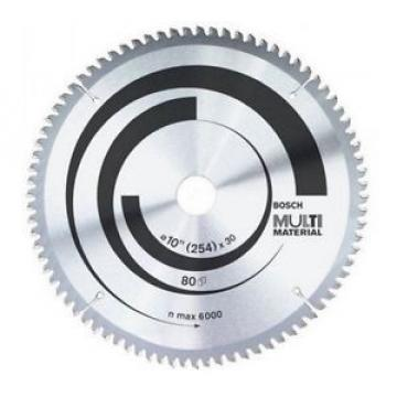 NEW! Bosch Circular Saw Blade Multi Material 235mm 80T - 2608642342
