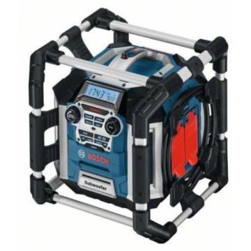 BOSCH radio obra GML 50 Power Box 14,4 / 18 V UKW/MW MP3 USB SD 0601429600