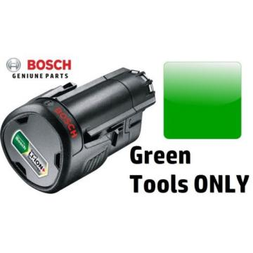 GENUINE BOSCH 10.8V 2.0a BATTERY LithiumION Rechargable 1600A0049P 3165140808804
