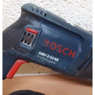 BOSCH GBH 2-23 RE PROFESSIONAL ROTARY HAMMER DRILL