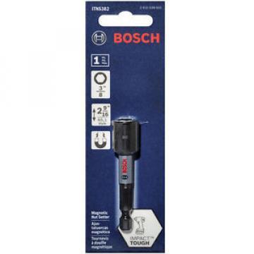 "BOSCH IMPACT TOUGH - Nutsetterr Impact Driver Bit - 65mm 3/8"""